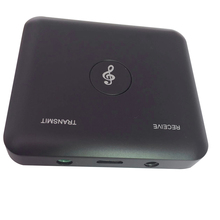 Bt1 Bluetooth 4,2 Sender Empfänger 2 In 1 Universal Wireless Audio Adapter Für Telefon Pc Home Tv Stereo 3,5 Mm audio + Usb & Rca