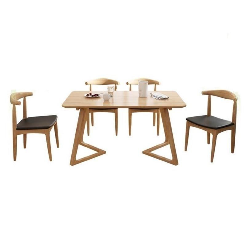Set Redonda Esstisch Tavolo Kitchen Yemek Masasi Eet Tafel Meja Makan Retro Wood De Jantar Desk Mesa Comedor Dining Room Table