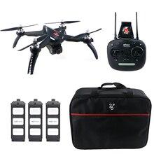 MJX B5W gps 1080 P WiFi FPV RC Дрон-RTF 3 батареи + сумка точка интересного следования Waypoint Quadcopter
