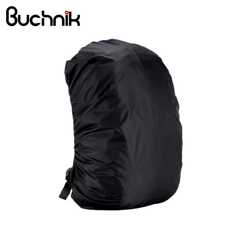 BUCHNIK  Backpack Rain Dust Cover Waterproof Bag Adjustable Nylon School Travel Pouch Accessories Supplies Item