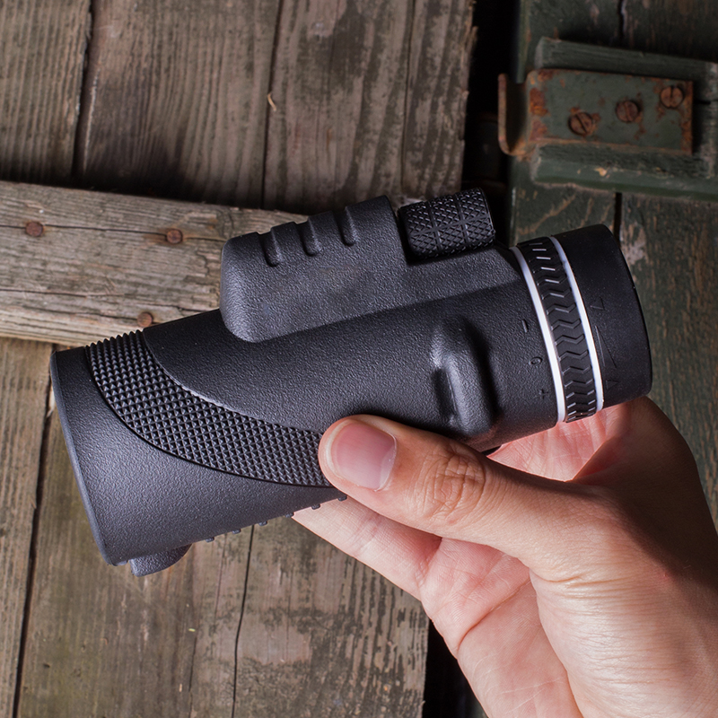 Deal╛Powerful Monocular Telescope Zoom Smartphone 40X60 Hunting Military Spyglass Long-Range