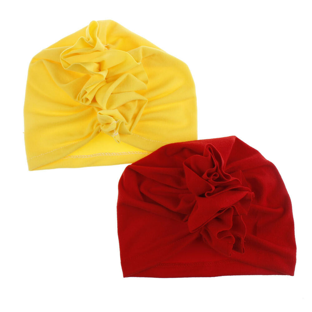 Newborn Toddler Kids Baby Boy Girl Turban Cotton Beanie Hat Cap Cute Baby Boys Girls Cotton Soft Turban Twisted Knot Beanies Hat