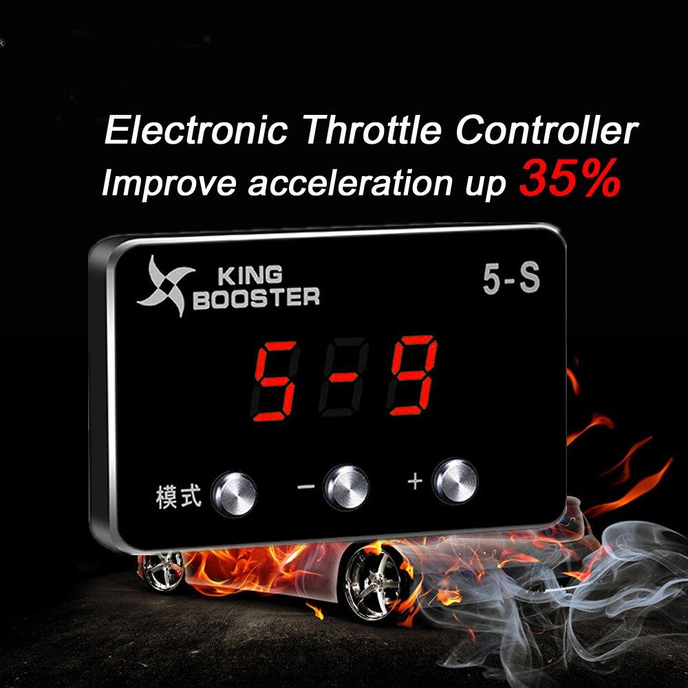 Racing Pedal Box Cammus Throttle Controller For SUZUKI SX4 GRAN VITARA SWIFT MITSUBISHI TRITON