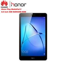 HUAWEI Honor Play MediaPad 2 KOB - W09 Tablet PC 8.0 inch WiFI Tablet Android 7.0 Qualcomm 3G RAM 32G ROM BT4.1 Dual Camera