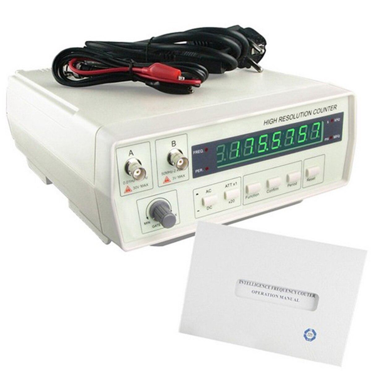 VC3165 110V-220V Professional Precision Frequency Counter MeterVC3165 110V-220V Professional Precision Frequency Counter Meter