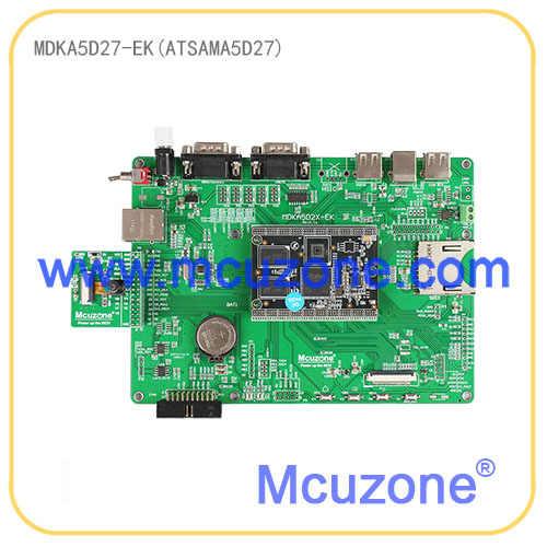 Detail Feedback Questions about MDKA5D27 EK, Microchip ATMEL