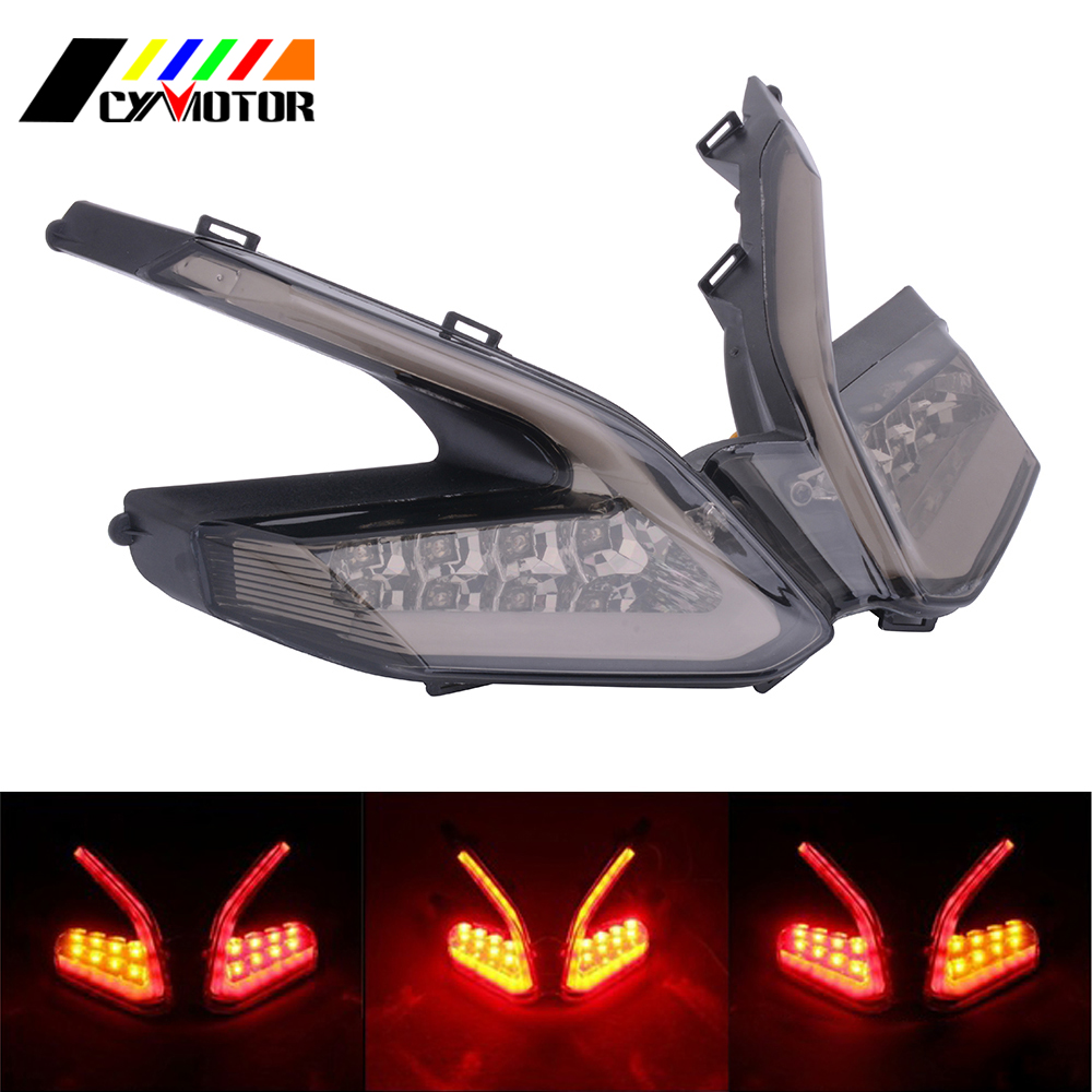 Motorcycle Turn Rear Tail Light Brake Lights For Ducati 899 959 1199 1299 Panigale 2012 2013 2014 2015 2016 2017