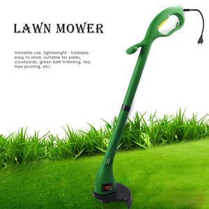 Falten Elektrische Rasenmäher 12500r/min Garten Home Trimmen Maschine 400 W
