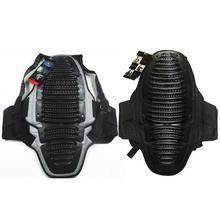 Мотоциклетные ботинки, сапоги для верховой езды, накладка на заднюю панель с профессиональные eva броня для верховой езды оборудование Экстремальные виды спорта защита безопасный дышащая съемная