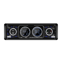 New Bluetooth Car Stereo Audio In dash Mp3 Radio Player Remote Controller Usb Charger Support Usb Tf Aux Fm Receiver