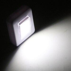 Image 5 - Coquimbo монолитный блок светодиосветодиодный, магнитный переключатель, Ночной светильник, супер яркий, работает от батарейки, в любом месте, ночная настенная лампа для кровати