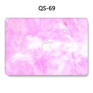 Image 2 - Funda para portátil MacBook Air Pro Retina 11 12 13 15,4 pulgadas con teclado Protector de pantalla cubierta