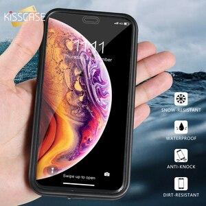 Image 3 - KISSCASE водонепроницаемый чехол для телефона iPhone 6 6S 7 8 Plus SE 5 водонепроницаемый чехол для плавания и дайвинга чехол для iPhone X XR XS Max
