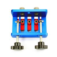 Carpenter Inclined Hole Machine Locator Doweling 3 in 1 Woodworking Drill Guide Puncher Joinery System Guide Puncher