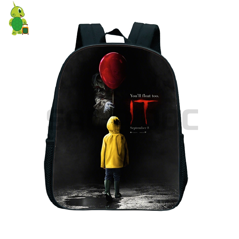 Horrible Penny Wise It Backpack Toddler School Bags For Kids Boys Girls Primary Kindergarten Backpacks Children Book Bags