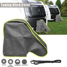 92*47*62cm impermeable caravana remolque enganche Cierre de acople cubierta a prueba de polvo para camión RV