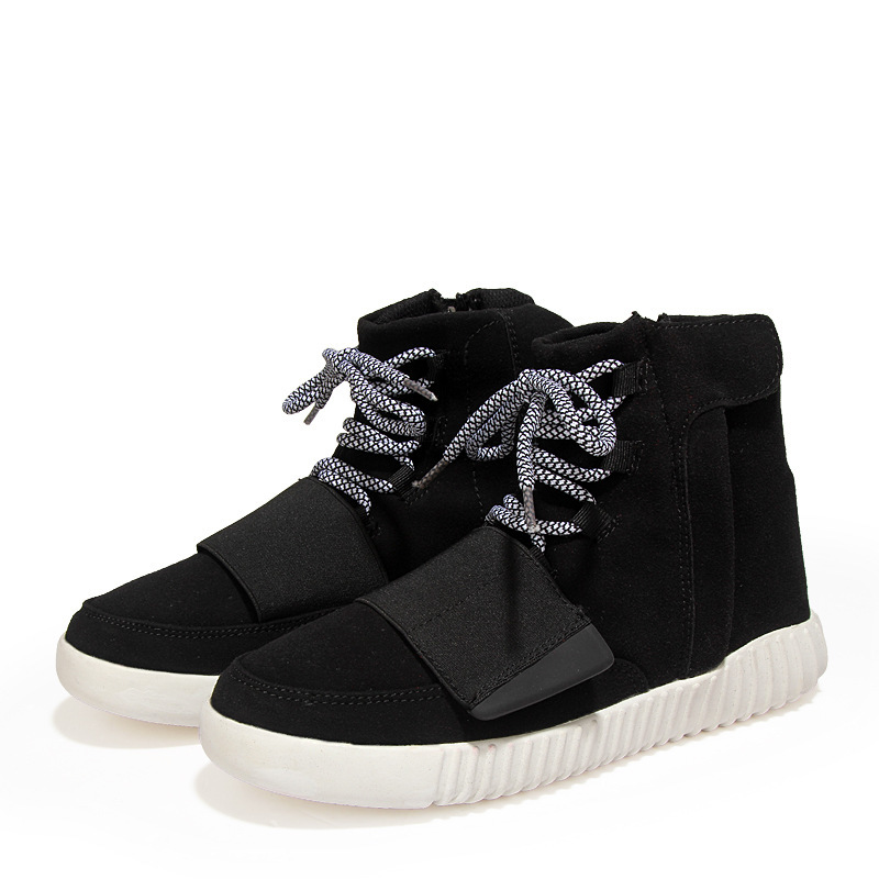 Chaussures hommes décontractées 2018 mode automne hiver tout Match noir baskets chaussures plates pour homme Nubuck respirant chaussures homme étudiants Cool 39-44