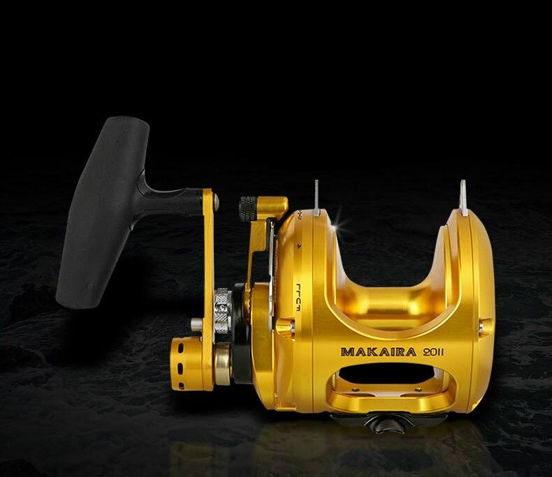 Engrenagem de Fibra de Carbono 1000-4000 Peso Leve Spinning Reels