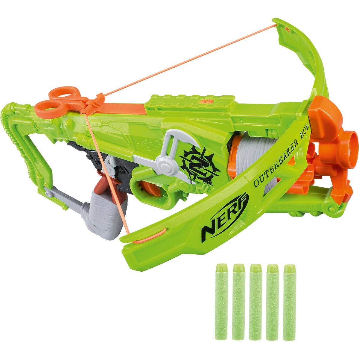 NERF jouet pistolets 5358590 pistolet arme jouets jeux pneumatique blaster garçon orbiz revolver plein air plaisir sport MTpromo