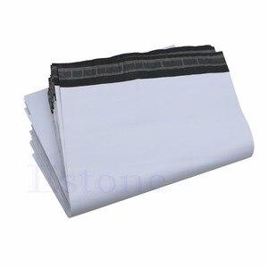 Image 1 - Самозапечатывающийся пластиковый конверт для почтовых отправлений, 100 шт., 25*34 см
