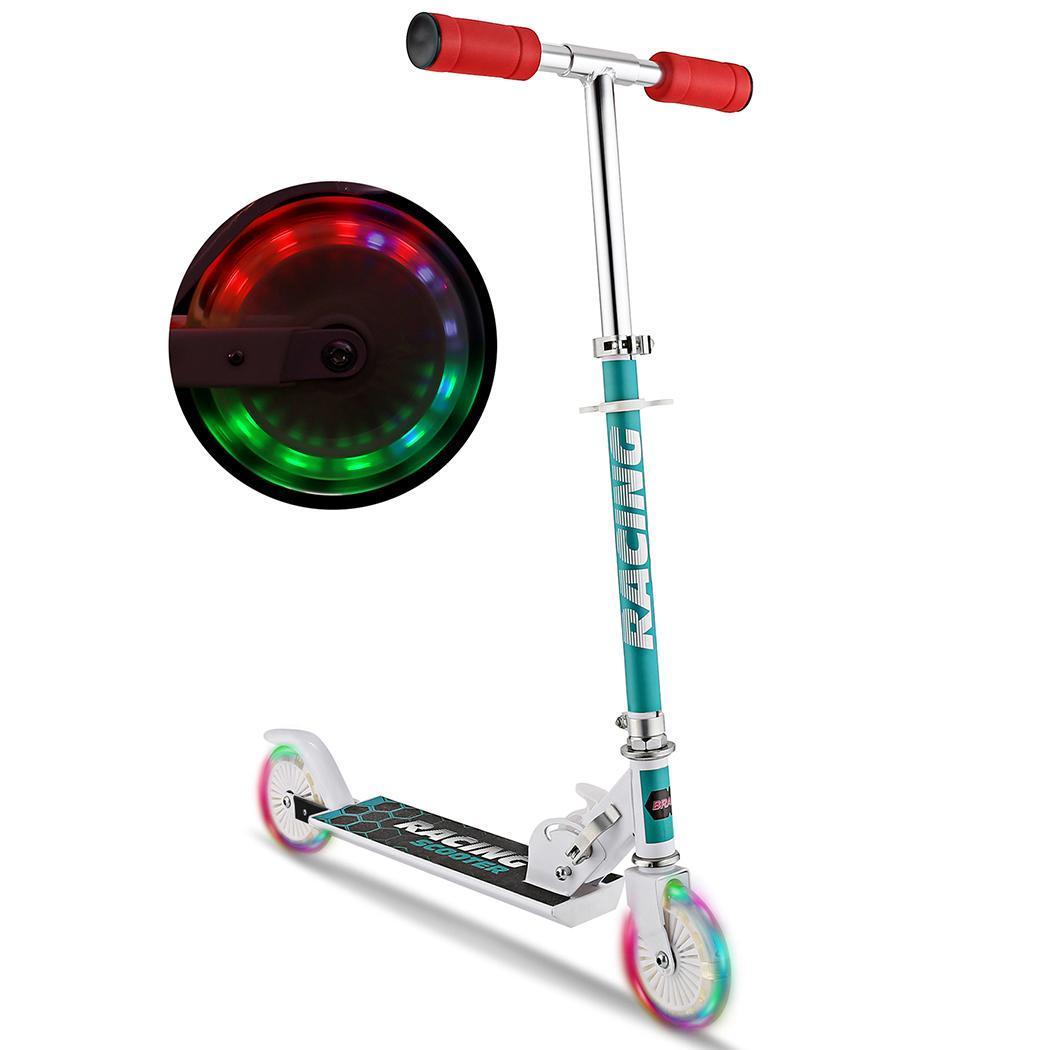 Anremonter pliage réglable Scooters pour enfants en alliage d'aluminium hauteur de Scooter meilleurs cadeaux pour enfants garçons filles