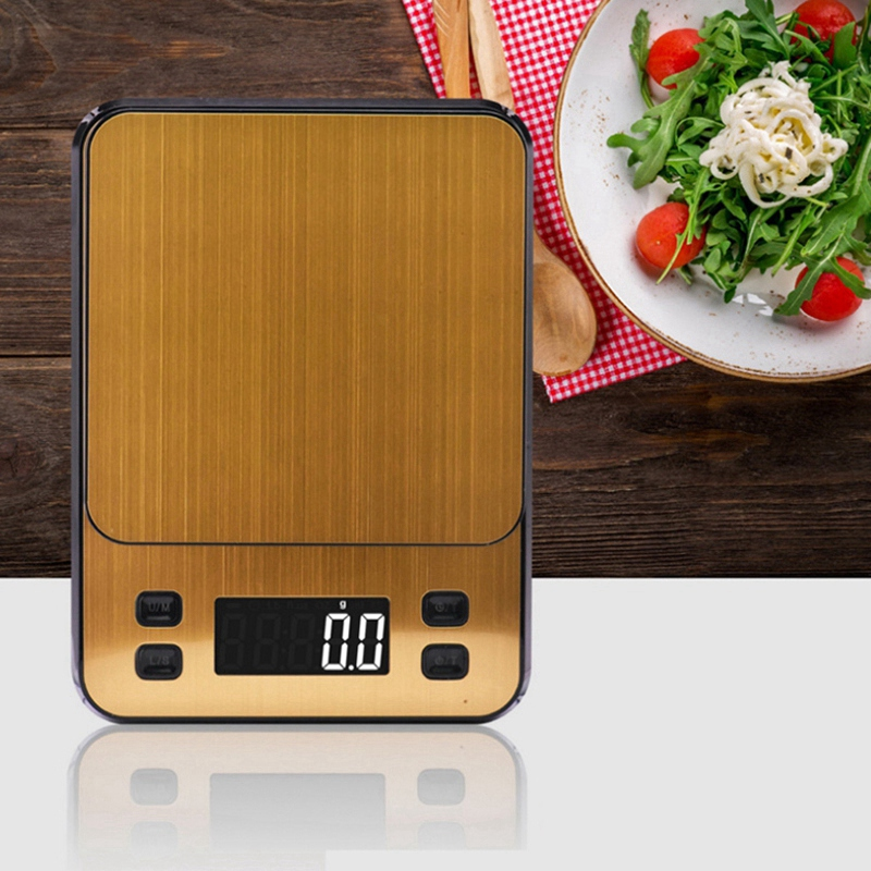 Kitchen Digital Scale Balance Electronic Food Diet Reference Flavoring Weighing Scale Cooking Utensil Fashion in Bathroom Scales from Home Garden