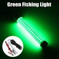 В 10 Вт 12 в подводный рыбный ночной рыболовный свет привлекающий рыбу светодио дный светодиодный ночной лампы-приманки для лодок доки рыболо...