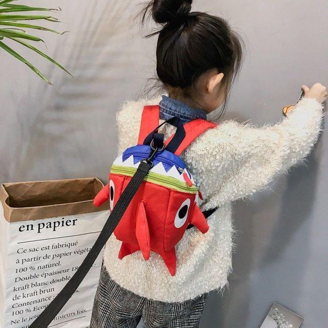Baby Shark Backpack for Toddler 3