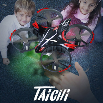 JJRC H56 Mini Drone Altitude Hold Upgrade Infrared Sensing Control Helicopter  Remote Control Drones VS H36 H52 Quadcopter Toys mini drone jjrc h36 4pcs battery headless mode 6 axis gyro 2 4ghz rc drones remote control helicopter quadcopter vs h20 h8 h37