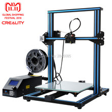 CREALITY 3D CR-10S CR-10 DIY 3d Printer kit Large printing size Dual Z rod Resume Printing Filament Detect Function