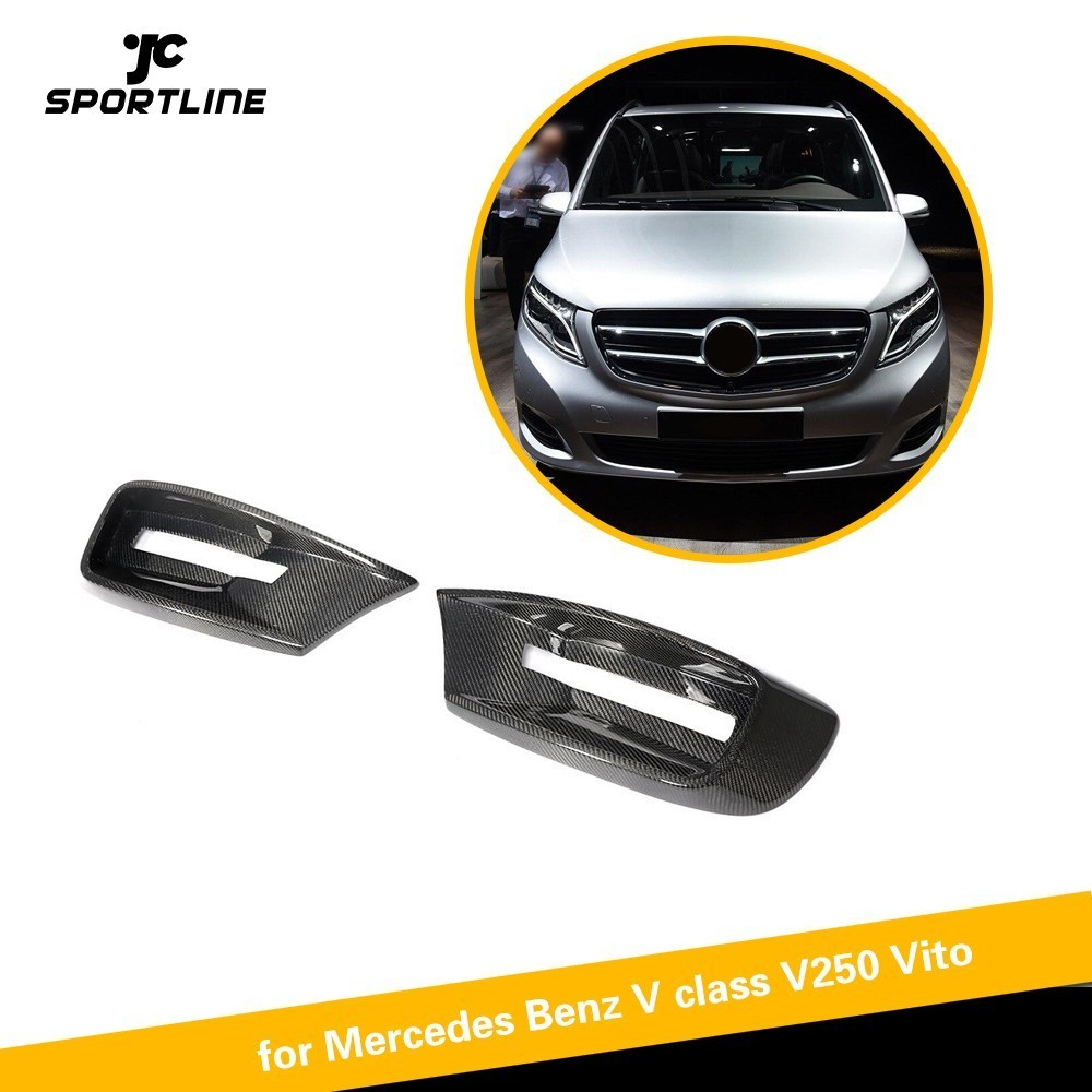 Guardabarros De Ventilacin Frontal Para Mercedes Benz V
