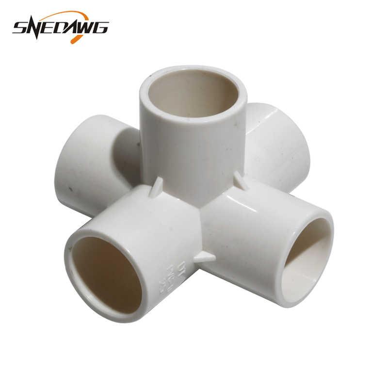 2 шт. трубные фитинги upvc 20/25/32 мм 1/2 ''3/4'' ID соединение водопроводных труб с Локоть Соединительные элементы для воды набор инструментов для самостоятельного Пластик соединения для трубок