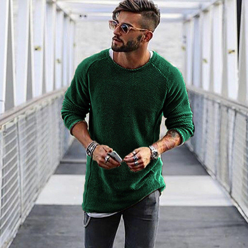 Meihuida Leisure Men Slim Fit Hip Hop Long Sleeve Hoodies Comfort Spring Baisc Extend Blouse Casual Man Sweatshirts
