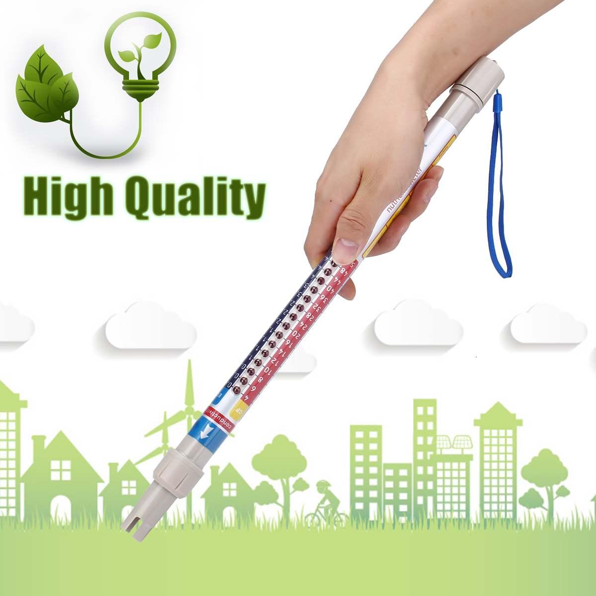 CF Meter PPM BRAND NEW Nutrient Wand Hydroponic Nutrient Measurement EC
