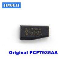 Лучшее качество А+ PCF7935AS PCF7935AA транспондерный чип PCF 7935 как pcf7935 ID44 углеродный для большинства автомобилей