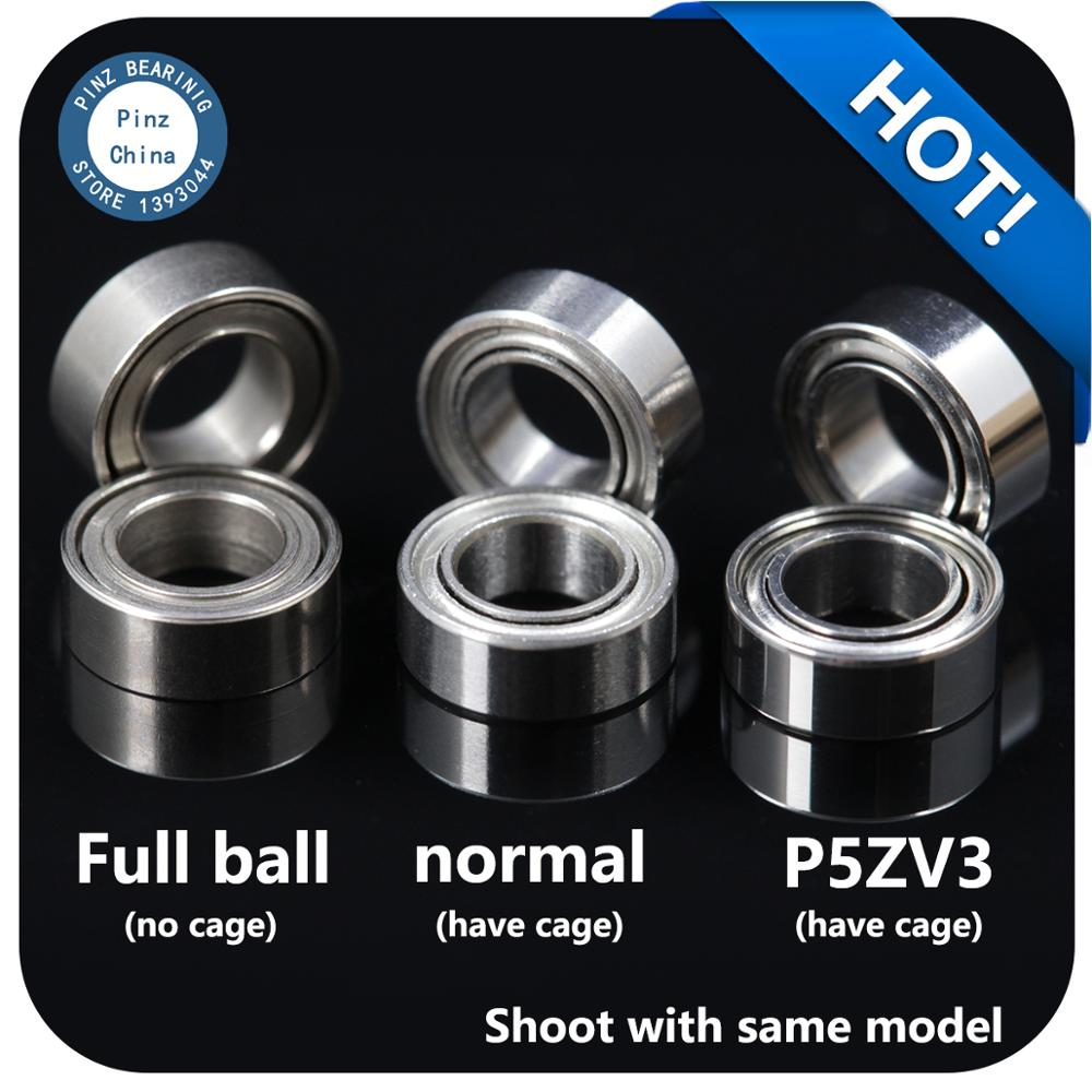 10pcs Miniature Ball Bearing  MR52ZZ L-520ZZ  Size2*5*2.5MM Small Four-wheel Ball Bearing Motor Model Toys Bearing