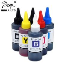цена на BOMA.LTD PGI-580 CLI-581 PGI580 581 Refill Cartridge Ink For Canon PIXMA TS6151 TR8550 TR7550 TS6150 TS8150 TS8151 TS8152 TS9151