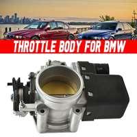 Дроссельной заслонки клапан 13541433414 Металл для BMW E46 E39 323i 328i 528i 323ci 328ci Z3 воздухозаборная Система Auto Запчасти для авто