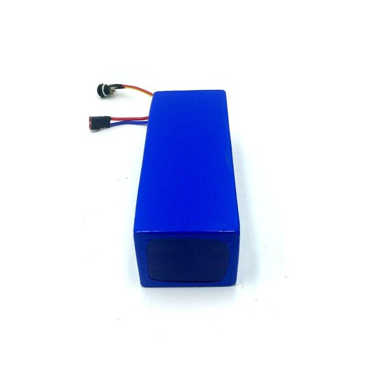 36V 10Ah SilverFish Li-ion Electric E-Bike Battery for 250W 350W Motor 2//4 Prong