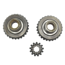 3pcs/set Forward Gear Pinion Gear Reverse Gear Kit Parts Accessory for Yamaha 15HP 9.9HP Outboard цены