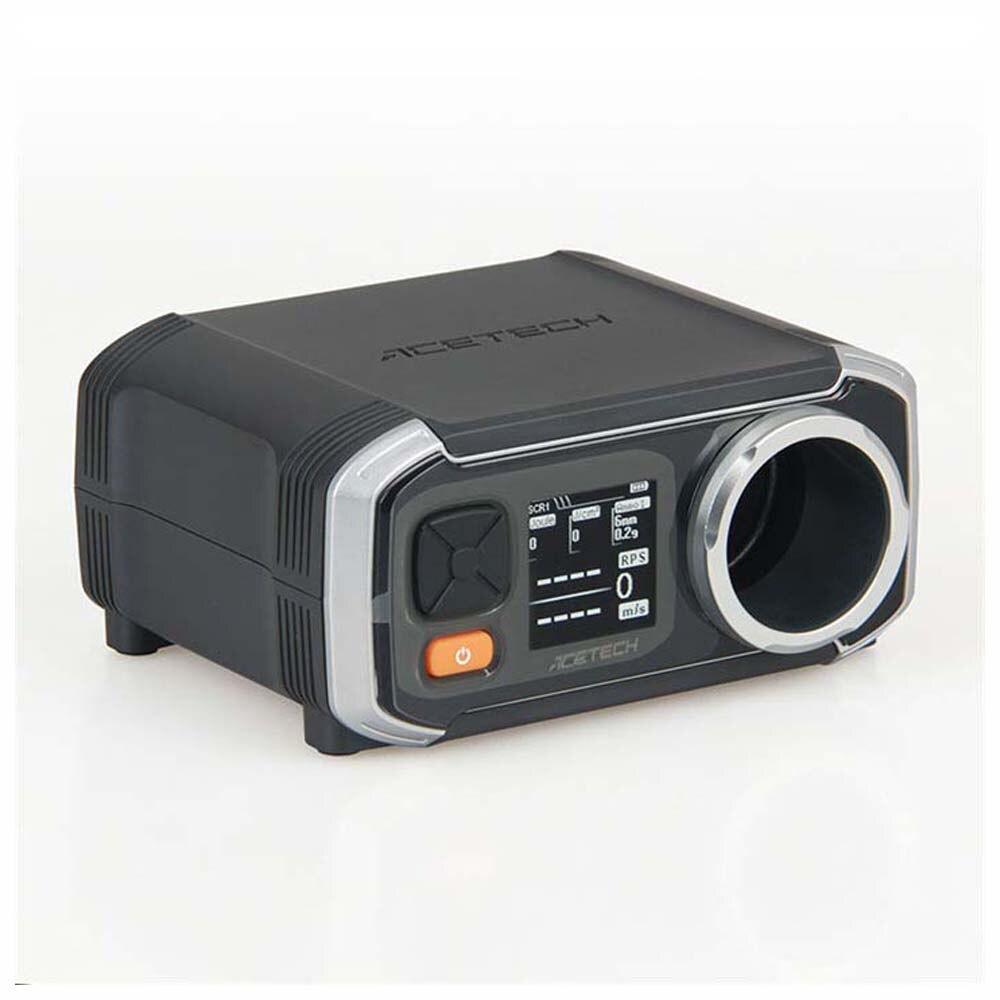100% Wahr Ac6000 High Power Airsoft Schießen Chronograph Fps Geschwindigkeit Tester Lcd Display Tachometer Unterstützung 5 Speicher Slots Schnelle Farbe