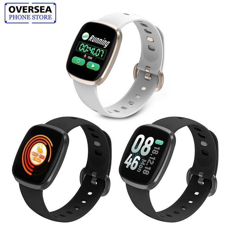 Onbaatzuchtig Gt103 Smart Armband Continue Hartslag Kleurenscherm Waterdichte Bloeddruk Monitoring Positionering Sport Armband Tafel S Uitstekende Eigenschappen