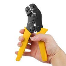 Elektryczne szczypce do zaciskania końcówek 0.5 35mm Crimper Auto narzędzie do zaciskania FUTABA JR XH VH SM JST TAMIYA narzędzie wielofunkcyjne narzędzia ręce