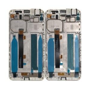 """Image 5 - 5.5 """"オリジナル m & セン asus zenfone 5 3 最大 ZC553KL 液晶画面ディスプレイ + タッチパネルデジタイザフレーム asus ZC553K lcd ディスプレイ"""