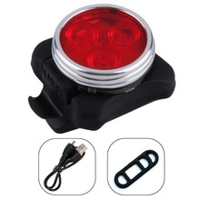 Cycling Bicycle Bike 3 LED Head Front Flashlight USB Rechargeable Tail Clip Light Lamp Outdoor Bike accessories 4 modes 1500lm xml 3 modes 18650 super light bicycle bike front head bike light cycling riding lamps led rechargeable bicycle lamp