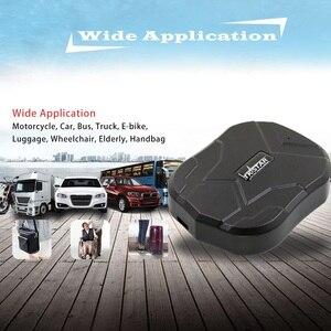Image 2 - TKstar Tracker GPS 2G/3G/4G (Tk905G), avec contrôle vocal, moniteur Audio et aimant Bug, clôture Geo étanche, logiciel de suivi gratuit, application