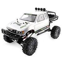 Новое поступление 1:10 RC Автомобиль 2,4G 4WD матовый внедорожный Рок Гусеничный Трейл установки автомобиль RTR дистанционное управление автомоби