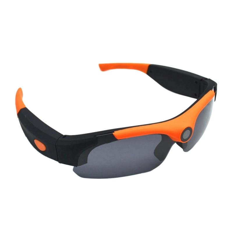 1080P Hd Smart Mini Camera Glasses 120 Degree Driving Glasses Outdoor Dvr Sports Glasses With Video Camera