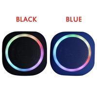 Portable Speaker Wireless Bluetooth Player Waterproof Overweight Stereo Hd Sounds Surrounding Mini Devices Outdoor Home Offices