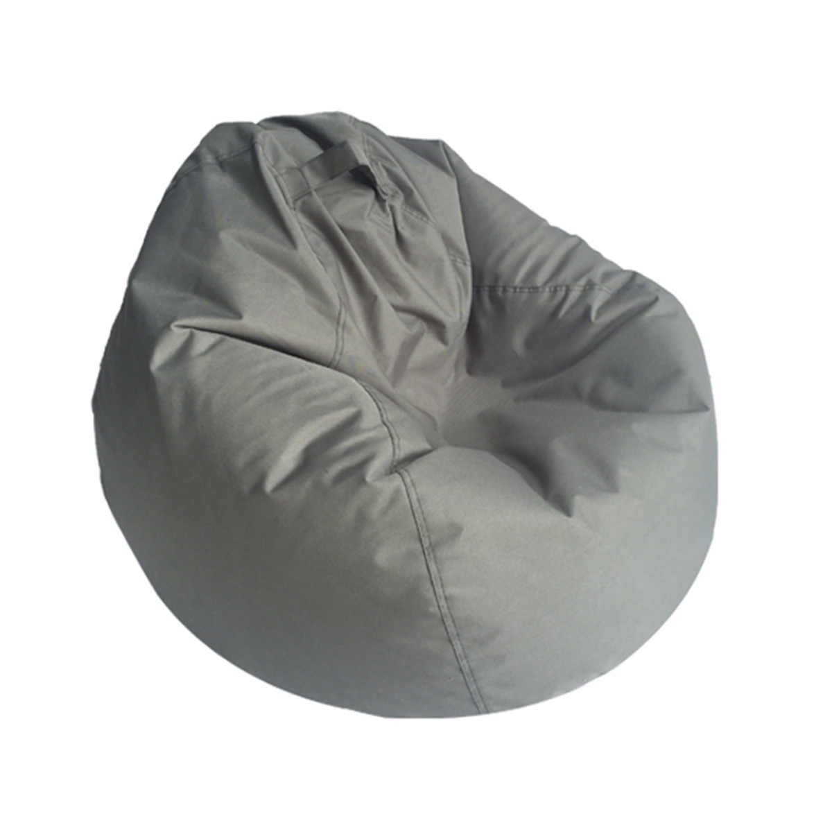 Сумка для дивана кресло для отдыха переносной мягкий стульчик для гостиной мебель без наполнителя Beanbag кровать Pouf слоеный диван татам